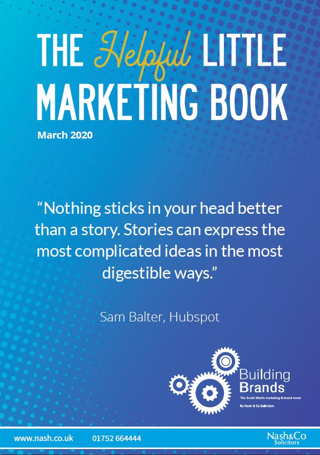 The Helpful Little Marketing Book March 2020