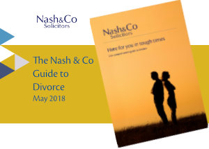 Nash & Co Guide to Divorce